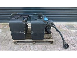 Exhaust system truck part Iveco Many versions of