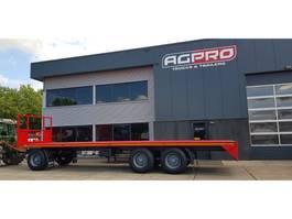 drop side full trailer agpro 3 as luchtgeveerd 2020