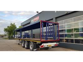 flatbed semi trailer agpro 3 as