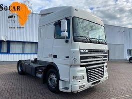 cab over engine DAF XF 95.430 Manual 2006