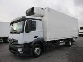 refrigerated truck Mercedes-Benz 1830 L Antos TK-Koffer bitemp LBW 2016