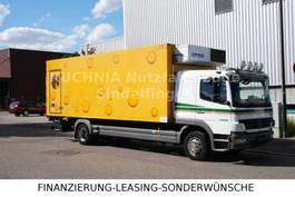 refrigerated truck Mercedes Benz Atego 1229L L-Haus Tiefkühlkoffer 6,9m LBW TOP 2009