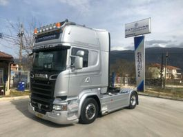 cab over engine Scania R730 Topline 2xTanks / Leasing 2015