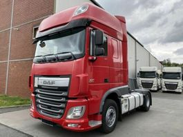 cab over engine DAF XF510 SSC 2xTanks / Leasing 2015