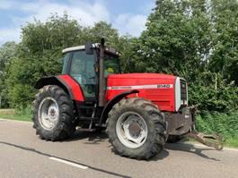 farm tractor Massey Ferguson 8140 massey ferguson 40 kmh/ fronthef 1996