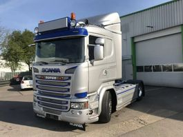cab over engine Scania R520 Topline V8 2xTanks / Leasing 2014