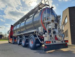 Tankauflieger Van Hool 3-ASSIGE OPLEGGER 2020