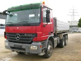 tipper truck > 7.5 t Mercedes-Benz 2646 Kipper Euro 5
