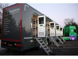 caravan Groenewegen Mobile Basic Hotel - 24 sleep places- Heating - Solar system 2016