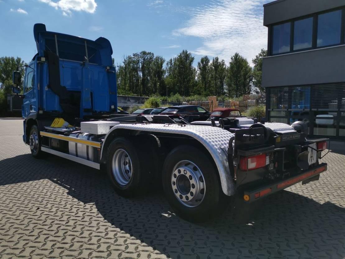 container truck DAF CF 440 / NAVI / Meiller / Lenk-Lift / German 2015