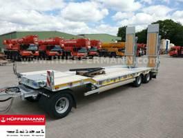 lowloader trailer Müller-Mitteltal 3-achs Tieflader / T3 Profi 30,0 hydr. Rampen 2020