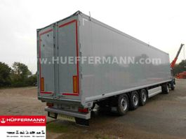 walking floor semi trailer Knapen Trailers Schubboden K100 A5060 92m² 10 mm Boden 2018