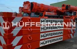 Crane truck part Abstützplatten Hüffermann
