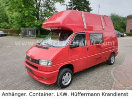 mpv car Volkswagen lang 2.5 TDI REIMO WoMo Alkoven AHK SHZ