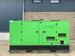 Generator Gesan DVR 250 Volvo Stamford 250 kVA Supersilent Rental generatorset 2009