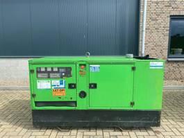 generator Iveco Greenpower GP44 S/L 40 kVA Supersilent generatorset 2011