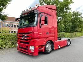 mega-volume tractorhead Mercedes-Benz Actros 1841 Megaspace EEV Retarder Luft/Luft 2011