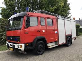 fire truck Mercedes-Benz 1135 F Automaat brandweerwagen , TS , fire truck 1993