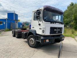 cab over engine MAN 26.403/372 Manual 6x4.In top Condition.typ 26403