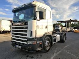 Standard SZM Scania 124/420 ***hydro*** 1998