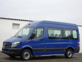 Minivan - Personenwagen Mercedes-Benz Sprinter 213 Cdi 9 Sitze Schiebetür Klima Euro 6 2014