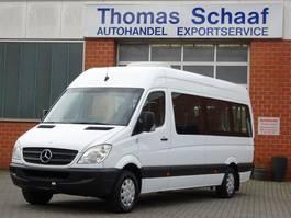 autocarro táxi Mercedes Benz Sprinter 311 Cdi Maxi 9 Sitze Dachklima Rollstuhllift Euro 4 2008