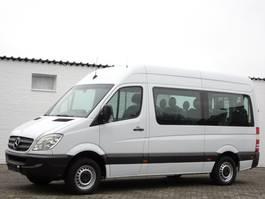 taxi bus Mercedes-Benz Sprinter 311 Cdi Flex-i-Trans Rollstuhllift 9 Sitze Euro 4 2008