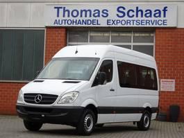 autocarro táxi Mercedes Benz Sprinter 311 Cdi Flex-i-Trans Rollstuhllift 9 Sitz Euro 4 2008