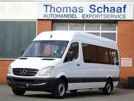 autocarro táxi Mercedes Benz Sprinter 311 Cdi Maxi Flex-i-Trans 9 Sitze Klima Rollstuhllift Euro 4 2008