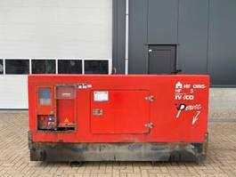generator Himoinsa HFW 75 Iveco Stamford 75 kVA Supersilent generatorset 2006