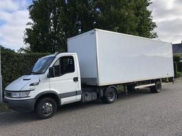Light duty semi-trailer Veldhuizen HS-GVO BE Oplegger | 7 meter 2010