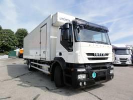 refrigerated truck Iveco AD190S36/P EEV Intarder Klima Kühler/Heizung