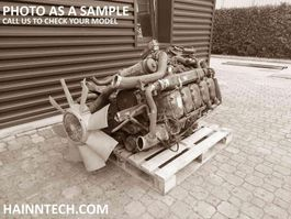 Engine truck part Scania DC9 32 XPI EEV