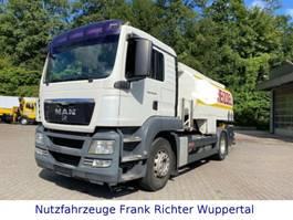tank truck MAN TGS 18.440,Tankwagen,2Hd,D-fzg Esterer Aufbau To