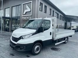 Pritschenwagen offen Iveco Daily 35S18H ALU-PRITSCHE/3,5t AHK/1.2t NutzNAVI 2020