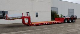 Tieflader Auflieger Rojo Trailer Extra-low bed loader GRS3 (1x) .3 pendular axles 2020