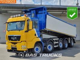 tipper truck > 7.5 t MAN TGS 50.440 10X8 NL-Truck WS Good-Condition Euro 5 2010