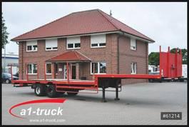 Tieflader Auflieger Kempf SPT 26/2 Tieflader, Container TÜV 06/2021 1987
