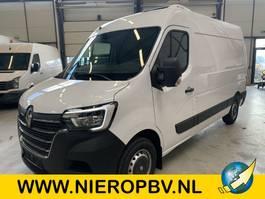 véhicule utilitaire réfrigéré Renault Master Koelwagen Nieuw Airco Navi 2019
