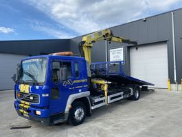 car transporter truck Volvo FL220 DEPANNAGE/RECOVERY TRUCK 2001