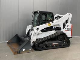 skid steer crawler loader Bobcat T 870 High Flow   Demo 2019