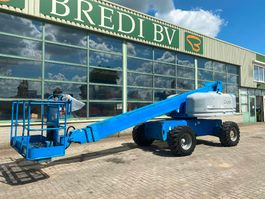 telescopic boom lift wheeled Genie S 60 1999