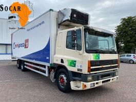 refrigerated truck DAF CF 75 320 10 Tires 6x2 euro 2 2001