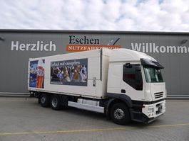 promotional truck Iveco AT 260 S 42 Orten Getränkekoffer, LBW, Klima 2006