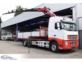 platform truck Volvo FH 500, Effer 305/S8, Winch, Retarder, Euro 5, 6x2, Truckcenter Apeldoorn 2011