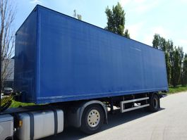closed box semi trailer Renders 1 ASSIGE CITY OPLEGGER + KEURING !! 2000