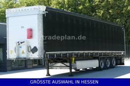 sliding curtain semi trailer Schmitz Cargobull Liftachse Hubdach Palettenkasten €389.-mtl. 2016
