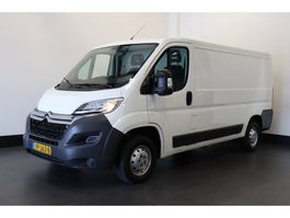 closed lcv Citroen Jumper 33 2.2 HDI 130PK L2H1 - Airco - Cruise - € 6.600,- Ex. 2015