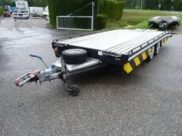 car transporter car trailer Tijhof TA 27 ANN AUTO TRANSPORTER ALU. OPBOUW 2010