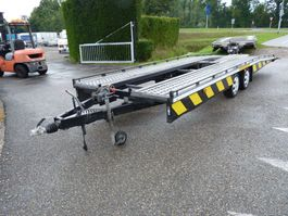 car transporter car trailer Witteveen PROF 35 EXTRA LANGE AUTO TRANSPORTER 2014